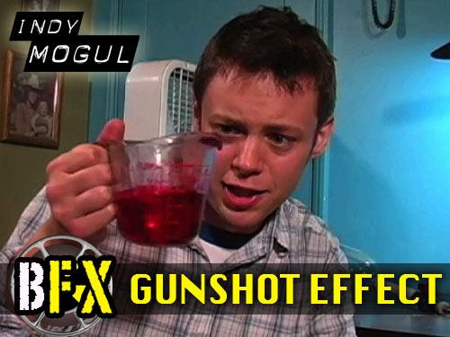 Backyard FX 5: Gunshot Effect