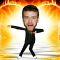 Justin Timberlake Hosts Celebrity Hair Quiz