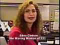 Edna Cintron the Waving Woman of 911