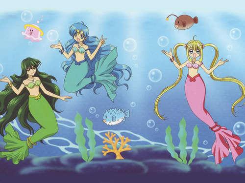 Mermaid Melody Pichi Pichi Pitch ep. 11