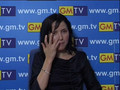 Andrea Corr GMTV Web Chat pt1