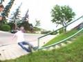 Skateboarding- Slam Section