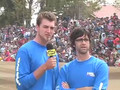 Baja 500: Rhett and Link on race day