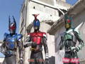 Kamen Rider Kabuto music video 2