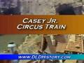 Casey Jr. Circus Train--Disneyland History-434