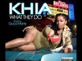 NEW EXCLUSIVE & DIRTY!! Khia feat. Gucci Mane - What They Do