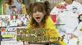 Morning Musume - Tanaka Reina's Famous Yankee Squat