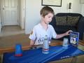 Jake the Champion Speed Stacker Meditates to Win