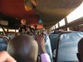 Bus ride to Soroti