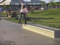 Skateboarding- Nathan Roline- Park Day