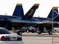Blue Angels at Muskogee, Oklahoma 2007 Airshow