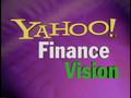 The Beginning of Yahoo! FinanceVision
