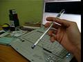 pen spinning
