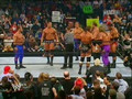 Team Orton vs Team Triple H