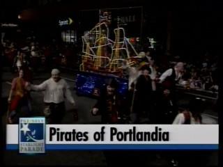 2007 Starlight Parade Pirates