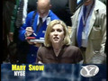 Mary Snow Delivers Final NYSE Report