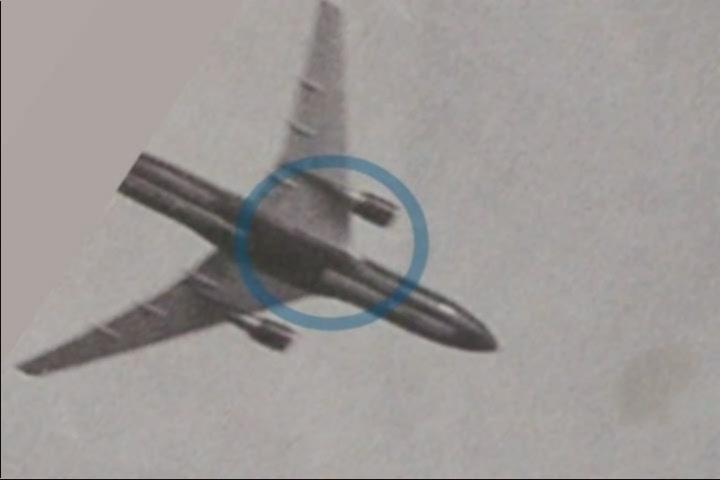 911 - WTC Strange Planes