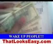 cash Gifting mlm work at home based business make money online cash generating system 1 up program cash proof little guy ...