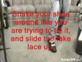 Shoe-string magic