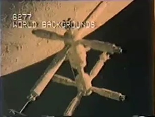 Space 1999 - Guest Spaceships