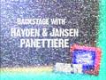 The Jabbawockeez Biggest Fan...Hayden Panettiere?