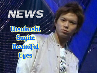 NEWS on SC - Utsukushi Sugite Beautiful Eyes (Eng subs)
