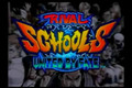 Rival Schools PSX Game scene