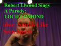 (Happy Saint Patrick's Day) sings a parody: Loch Lomond