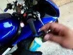 130922 Sticky Brake Lever - Quick Fix