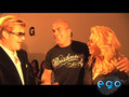 "Jason ""Gummi Bear"" Davis Interviews Tito Ortiz and Jenna Jameson at Fashion Show"