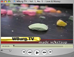 Wburg.TV :: Vol. 1, No. 5 :: Love and Money