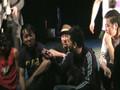 blaZian post show talk at ROH