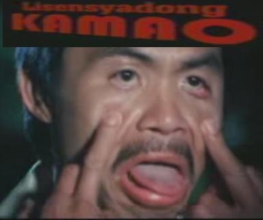 KAMAO NI PACMAN