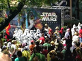 Star Wars parade at Disney-MGM Studios