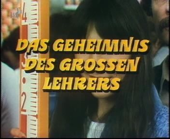 Die Besucher Folge 6 - Das Geheimnis des grossen Lehrers
