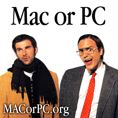 Mac or PC Rap Music Video