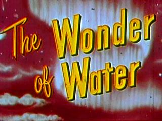 MIS: The Wonder of Water