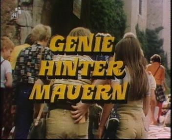 Die Besucher Folge 8 - Genie hinter Mauern