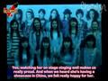 2008.02.27 Zhang Li Yin - Sohu Showcase (Part 2) [English]