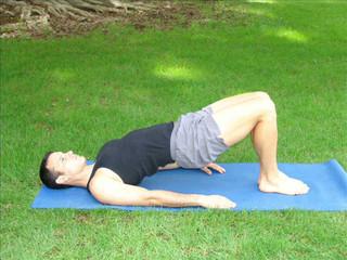 Bridge Extension Yoga