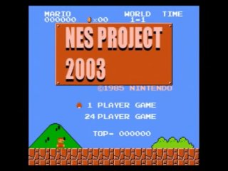 NES Project 2003