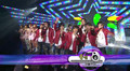[05.26.2007] Brian, Ivy, SoHee, HyunA, Suju, CSJH, etc - Balloons on Music Core -rhiencie-.avi