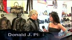 High Fashion Footwear Designer: Donald J Pliner