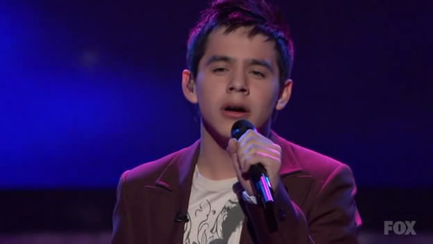 David Archuleta - The long and winding road