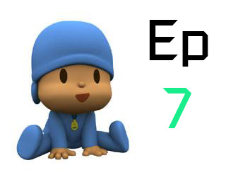 Pocoyo - Ep7 - The Big Sneeze