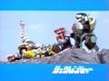 Zyuranger 50 (raw)