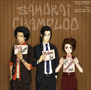 Heart of Samurai Champloo