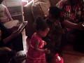 Johneisha sings for us