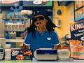 Lil Wayne burger king