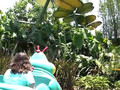 Heimlich's Chew Chew Train ride at California Adventure
